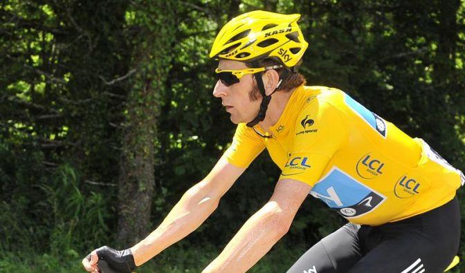 Wiggins besteht Tour-Meisterprüfung in den Alpen (Foto)