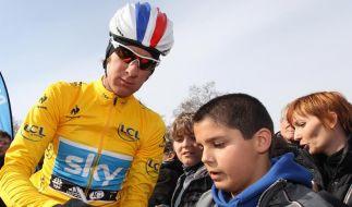 Wiggins verteidigt Führung bei Paris-Nizza (Foto)