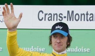 Wiggins vor Dauphiné-Gesamtsieg - Schleck gibt auf (Foto)