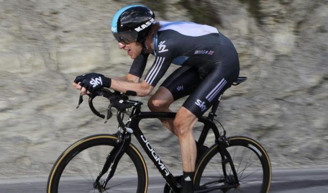 Wiggins wiederholt Dauphiné-Gesamtsieg (Foto)