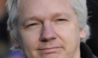 Wikileaks-Gründer Assange will in die Politik (Foto)
