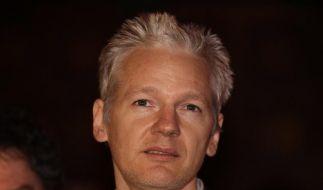 Wikileaks-Gründer droht mit Total-Veröffentlichung (Foto)
