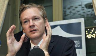 Wikileaks-Gründer ist charismatisch und umstritten (Foto)