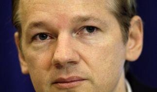 Wikileaks-Gründer ruft zu Widerstand auf (Foto)