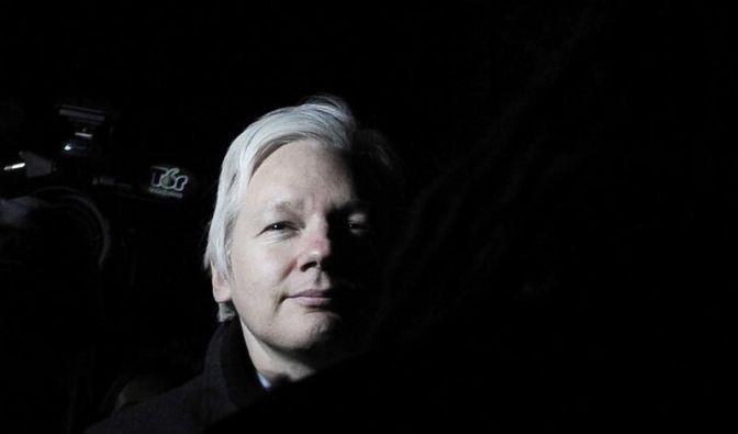 Wikileaks: Mehrere US-Studios planen Film über Assange (Foto)