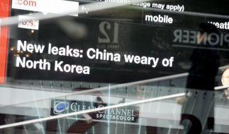 Wikileaks nimmt Wall Street ins Visier (Foto)