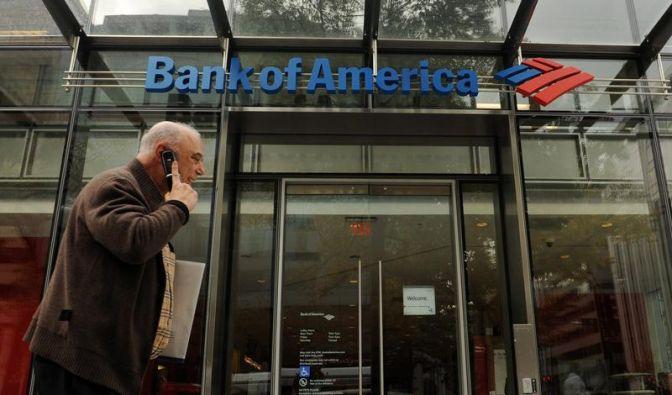 Wikileaks sorgt für Unruhe bei der Bank of America (Foto)