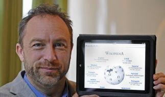 Wikipedia-Gründer Wales (Foto)