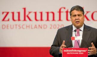 Will Sigmar Gabriel doch kein Bundeskanzler werden? (Foto)