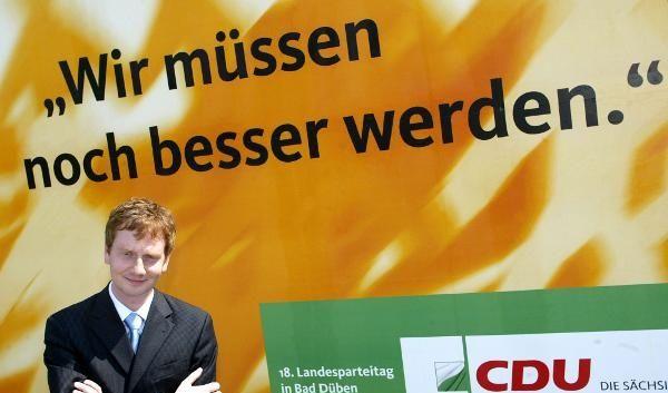 Will mehr Technikbegeisterung in Deutschland: Michael Kretschmer. (Foto)