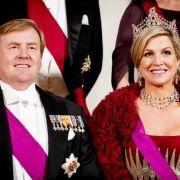 Deshalb ist das niederländische Königshaus ORANGE (Foto)
