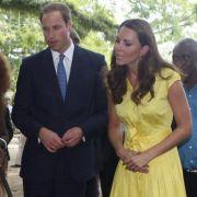 William und Kate lassen sich den Stress um die Gerichtsentscheidung bei ihrer Asienreise nicht anmerken.