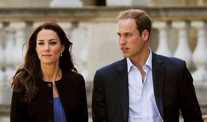William und Kate reisen nach Kalifornien (Foto)