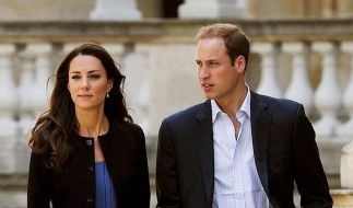 William und Kate ziehen in Kensington Palast (Foto)