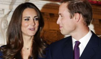 William und Kate (Foto)