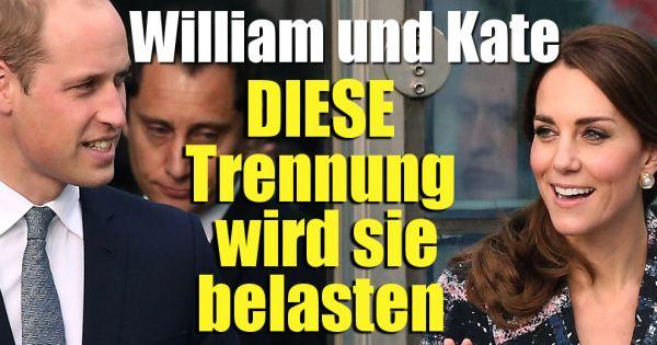 Trennung Kate Und William