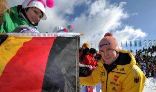 Wind-Pech: Skispringen der Team Tour abgesagt (Foto)