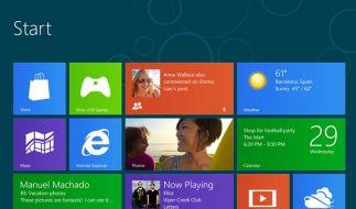 Windows 8: Vorab-Version stößt auf großes Interesse (Foto)