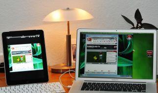 Windows auf Apple-Rechner (Foto)