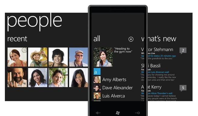 Windows Phone 7 (Foto)