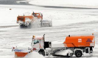 Winter-Chaos nimmt kein Ende (Foto)