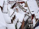 Winter in Sachsen (Foto)
