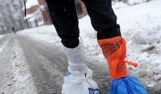 Winter schlägt auf Nordhalbkugel zu  (Foto)