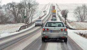 Winterauto (Foto)