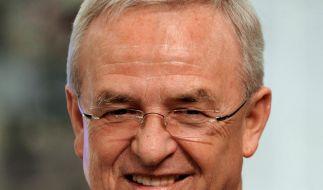 Winterkorn bleibt weitere fünf Jahre VW-Chef (Foto)