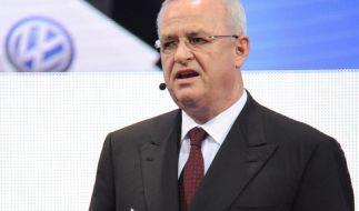 Winterkorn will VW neu aufstellen (Foto)
