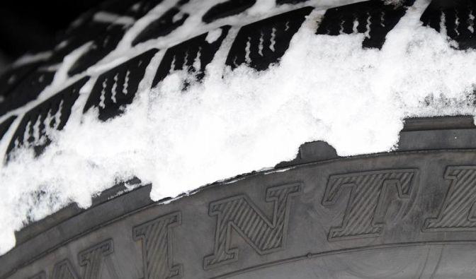 Winterreifen ab Samstag Pflicht (Foto)