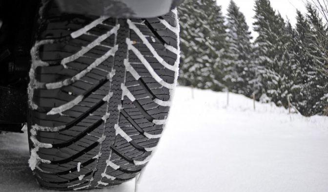 Winterreifen im Test (Foto)