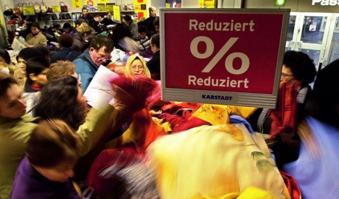 Winterschlussverkauf (Foto)