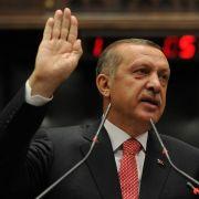 «Wir werden auf alle Gesetzesverletzungen an unseren Grenzen reagieren», hatte der türkische Ministerpräsident Recep Tayyip Erdogan gewarnt.