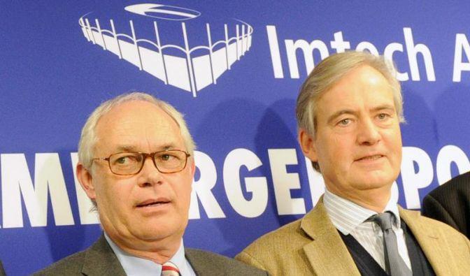 Wirbel um Verträge von Ex-HSV-Präsident Hoffmann (Foto)