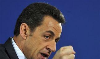 Wird der große Zampano entzaubert? Frankreichs Präsident Sarkozy droht bei den Regionalwahlen ein D (Foto)