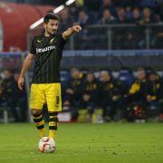 Wird Ilkay Gündogan langfristig für den BVB spielen? Zumindest Trainer Thomas Tuchel hofft dies. (Foto)