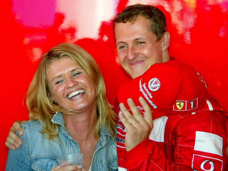 michael schumacher aufgewacht ein schumi wunder sein langer weg zur genesung. Black Bedroom Furniture Sets. Home Design Ideas