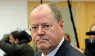Wird Steinbrück Kanzlerkandidat? (Foto)