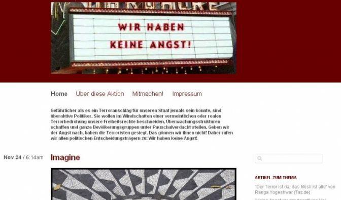 wirhabenkeineangst.de (Foto)