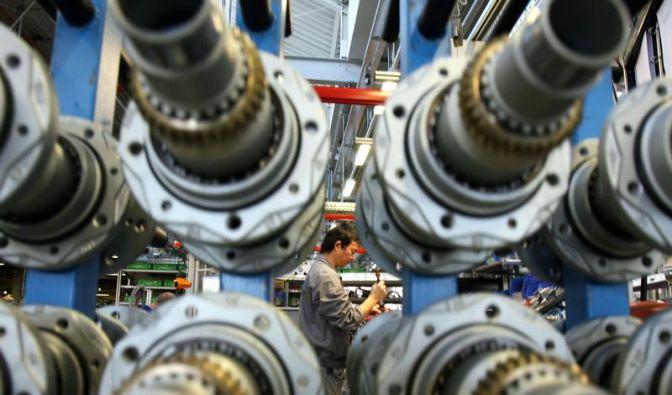 Wirtschaft: DIW erwartet Stagnation am Jahresende (Foto)