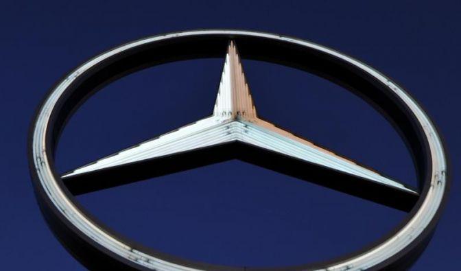 Wirtschaftskrise in Europa bremst Daimler (Foto)