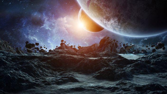 Wissenschaftler haben einen weiteren erdähnlichen Planeten entdeckt. (Symbolbilder)
