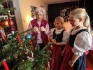 Witwe(r) an Weihnachten (Foto)