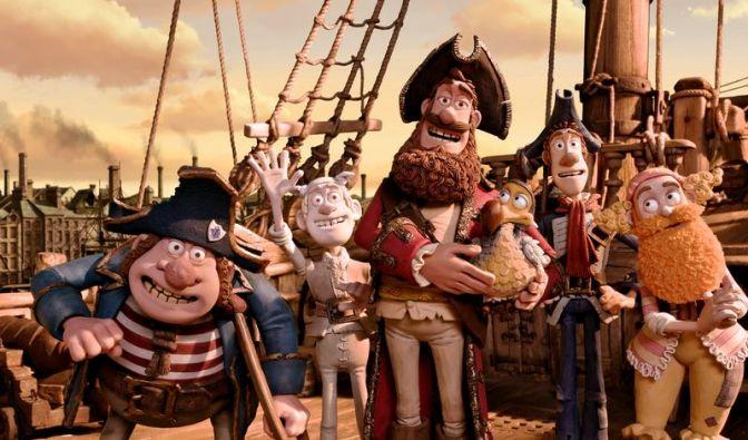 Witzig: «Die Piraten - Ein Haufen merkwürdiger Typen» (Foto)