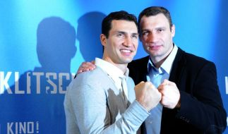 Wladimir & Vitali Klitschko (Foto)