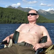 """""""Toller Hecht!"""" Putin glänzt mit Oben-ohne-Fotos (Foto)"""
