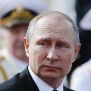 Wladimir Putin verbannt 755 US-Diplomaten aus dem Land (Foto)