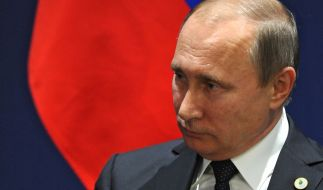 Wladimir Putin hat erstmals über seine Töchter gesprochen. (Foto)