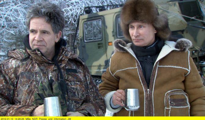 Wladimir Putin ist der große Favorit in Russland (Foto)